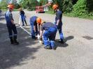 Jugendfeuerwehrspiele in Aue (17.05.2014)